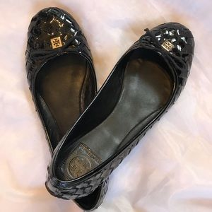 Tory Burch Patent Leather shoes